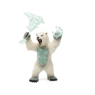 BLIZZARD BEAR WITH WEAPON 42510
