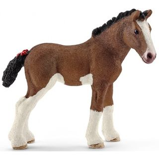 CLYDESDALE FOAL 13810