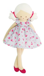 WILLOW DOLL GRAY 32CM
