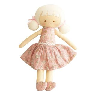 AUDREY DOLL PINK BLOSSOM 26CM