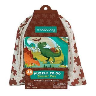 BB TO GO PUZZLE DINOSAURS