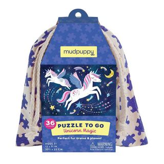 BB TO GO PUZZLE UNICORN MAGIC