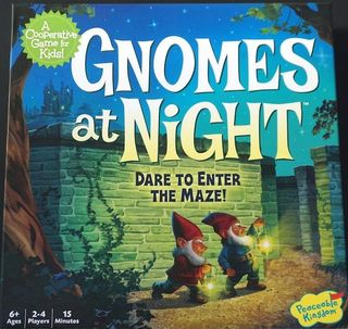 GNOMES @ NIGHT