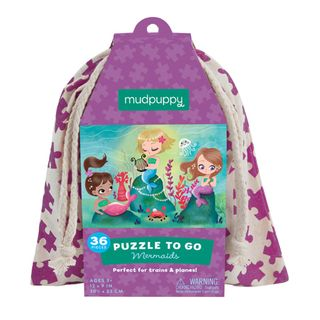 BB TO GO PUZZLE MERMAID