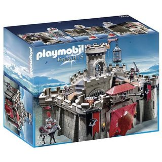 PLAYMOBIL HAWK KNIGHTS CASTLE 6001