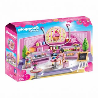 PLAYMOBIL CUPCAKE SHOP 9080