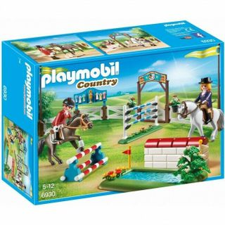 PLAYMOBIL HORSE SHOW 6930