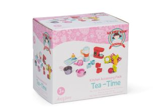 TEA TIME KITCHEN ACCESSORIES PACK