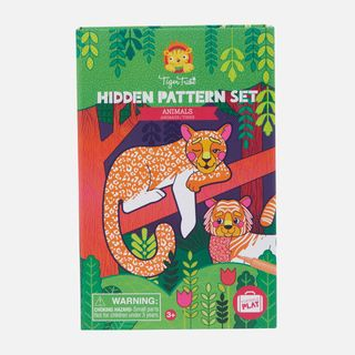 HIDDEN PATTERNS ANIMALS