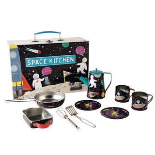 FLOSS & ROCKS KITCHEN SET SPACE 10PCE