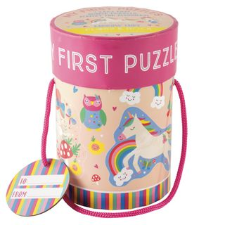 FLOSS & ROCK FIRST PUZZLES RAINBOW FAIRY