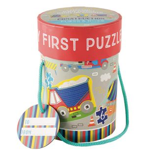 FLOSS & ROCK FIRST PUZZLES CONSTRUCTION