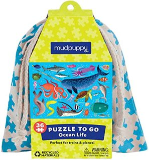 BB TO GO PUZZLE OCEAN LIFE