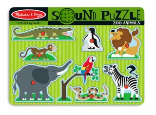 SOUND PUZZLES ZOO ANIMALS