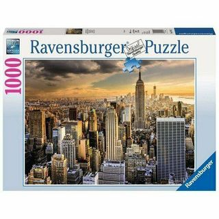 GRAND NEW YORK PUZZLE 1000 PCE