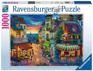 AN EVENING IN PARIS PUZZLE 1000 PCES
