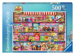 THE SWEET SHOP AIMEE STEWART 500 PCE