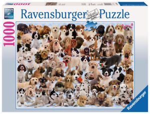 DOGS GALORE PUZZLE 1000 PCES