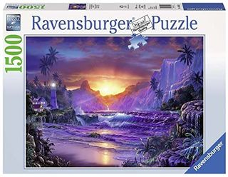SUNRISE IN PARADISE PUZZLE 1500 PCES