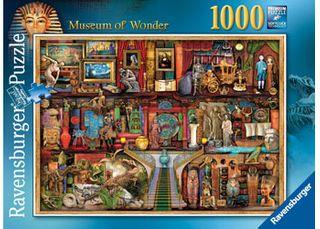 MUSEUM OF WONDER AIMEE STEWART 1000 PCE