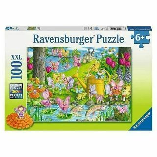 FAIRY PLAYLAND PUZZLE 100 PCE