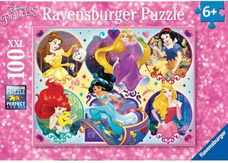 DISNEY PRINCESS 2 PUZZLE 100 PCE