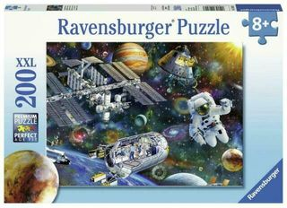 COSMIC EXPLORATION PUZZLE 200 PCE