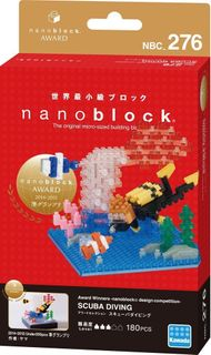 NANOBLOCKS - SCUBA DIVING