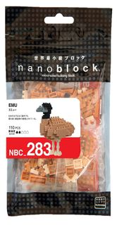 NANOBLOCKS - EMU