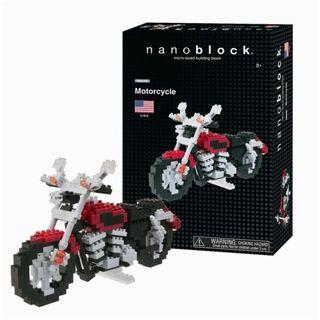 NANOBLOCKS - MOTORCYCLE