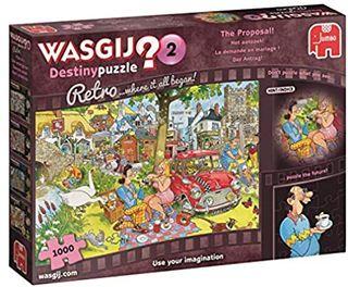 WASGIJ RETRO DESTINY - 2 THE PROPOSAL