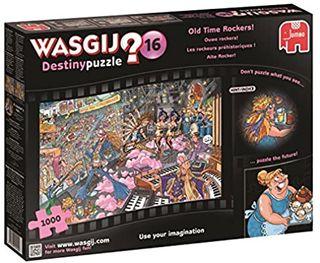 WASGIJ DESTINY - 16 ROCKERS