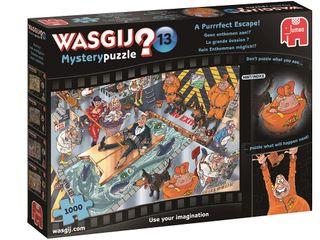 WASGIJ MYSTERY - 13 ESCAPE