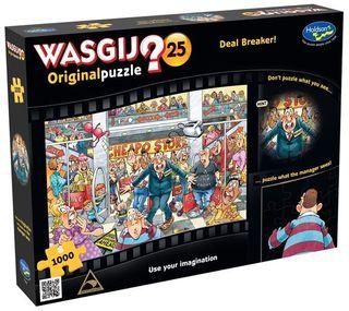 WASGIJ - 25 DEAL BREAKER