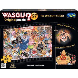 WASGIJ - 27 PARTY PARADE