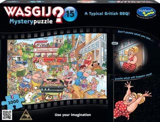 WASGIJ MYSTERY - 15 BRITISH BBQ