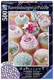 PERLEN CUPCAKES BRILLIAN JEWELS 500 PCE