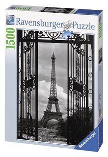 THE SPIRIT OF PARIS PUZZLE 1500 PCES