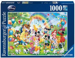 DISNEY MICKEYS BIRTHDAY PUZZLE 1000 PCE