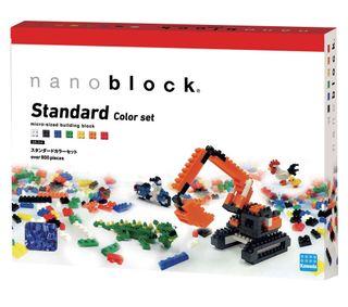 NANOBLOCKS - STANDARD COLOUR SET
