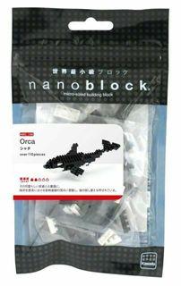 NANOBLOCKS - ORCA