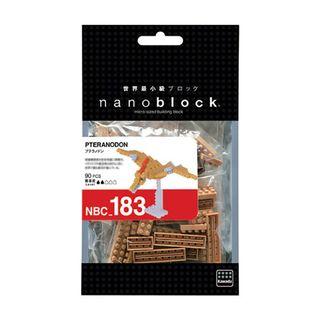 NANOBLOCKS - PTERANDODON