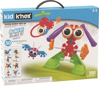 KNEX KIDS BUDDING BUILDERS VALUE SET