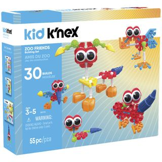KNEX KIDS ZOO FRIENDS