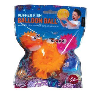 BALLOON BALL PUFFER FISH