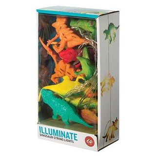 ILLUMINATE STRING LIGHTS DINOSAURS