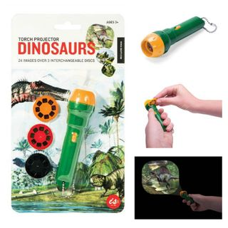 TORCH PROJECTOR DINOSAURS