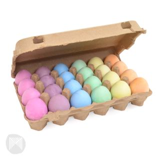 EARLY START EGG CHALK 24 PACK
