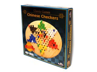 CHINESE CHECKERS SHUFFLE