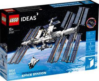 INTERNATIONAL SPACE STATION 21321